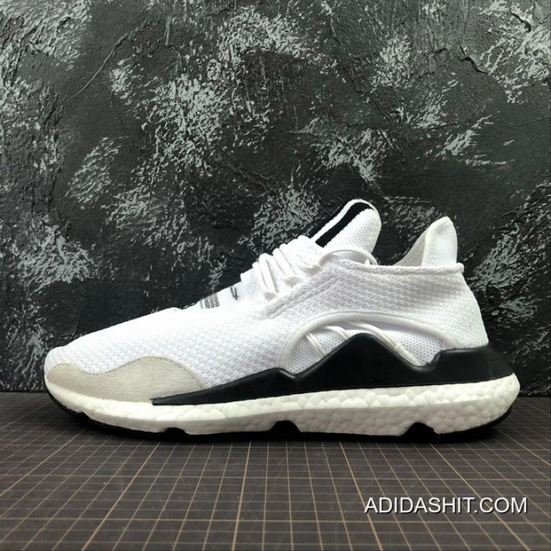 Adidas Y 3 Saikou Boost In White For Sale, Price: $93.05